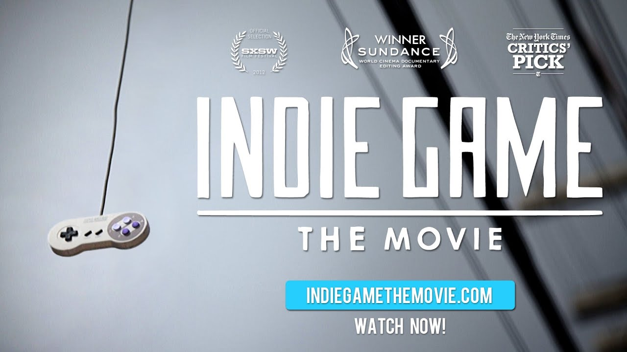 Indie Game: The Movie Trailer - WATCH NOW at IndieGameTheMovie.com