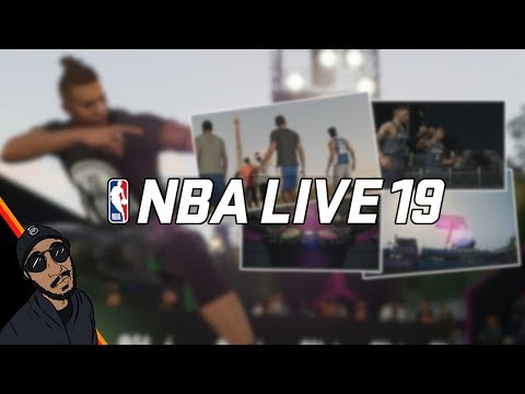 NBA LIVE 19 | WHAT YOU NEED TO KNOW... | REAL PLAYER MOTION, LIVE ARENA AND... | AN IN DEPTH LOOK...