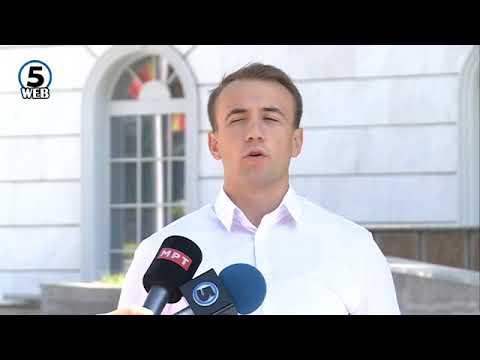 ВМРО-ДПМНЕ: СДС влегува од скандал во скандал