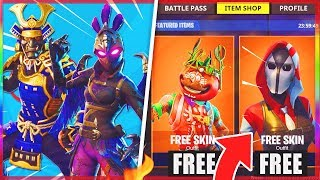 Comment GET FREE SKINS à FORTNITE! - Fortnite STARTER PACK 3 - GRATUIT Fortnite PS PLUS BUNDLE!