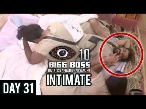Mona & Manu SLEEP Together | Bigg Boss 10...
