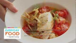 Halibut With Tomatoes And Fennel | Everyday Food With Sarah Carey