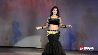 iit college girls performance in annual gathering 2017 latest college girl best dance