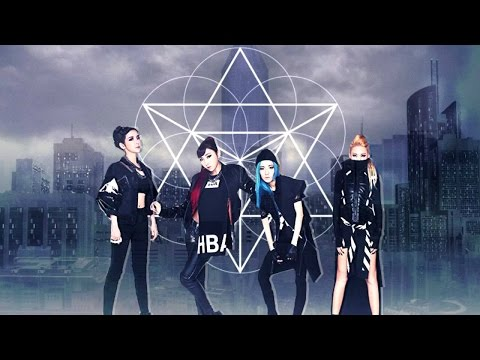 The Evolution of 2NE1 - Tribute to K-POP LEGENDS (2009-2016)