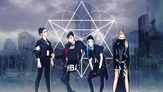 The Evolution of 2NE1 - Tribute to K-POP LEGENDS (2009-2016) MP3
