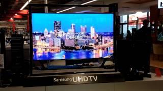 Samsung UHD TV 4K ultra hd