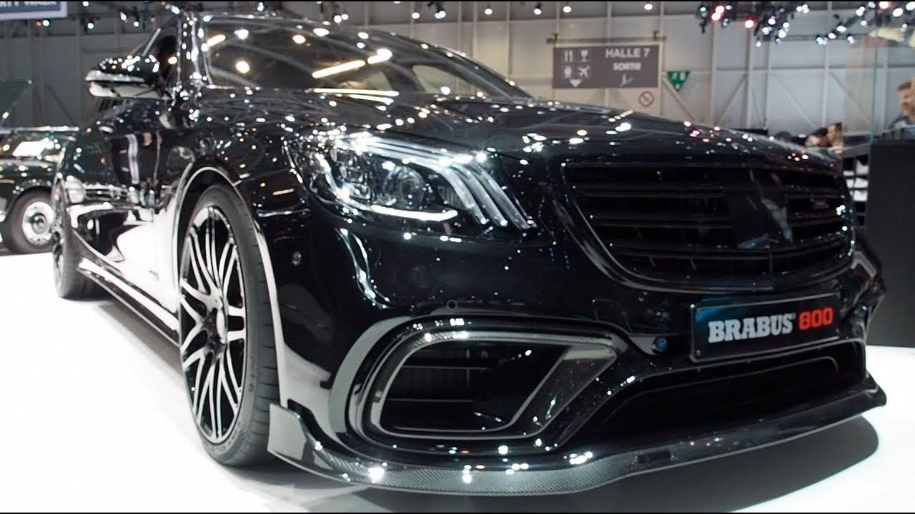 Mercedes Benz Brabus >> Brabus 800 Mercedes Benz S Class