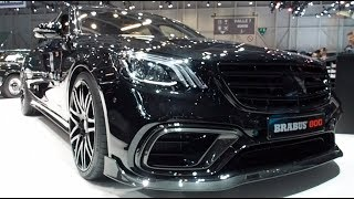 BRABUS 800   Mercedes Benz S Class