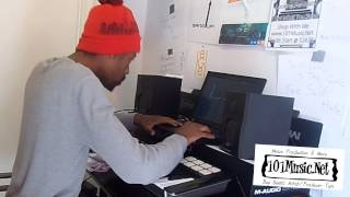 Trap Music Producer Makes A Trap Beat In 2 Minutes ( Fast Quick Trap Beat Maker )