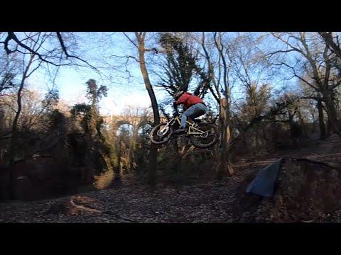Joe Bullock Winter Shredding | North London