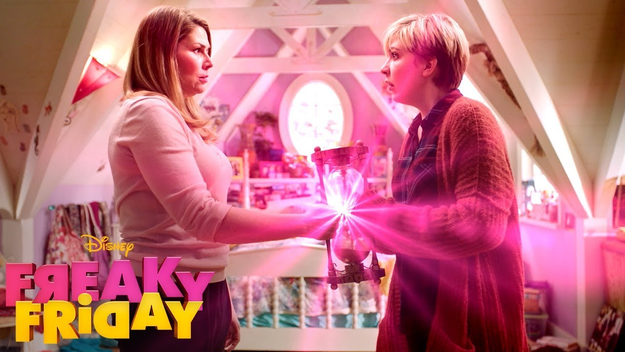 Trailer ⏳| Freaky Friday | Disney Channel