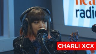 Charli XCX on cruising through her home town, Troye Sivan, and album no. 3! Video
