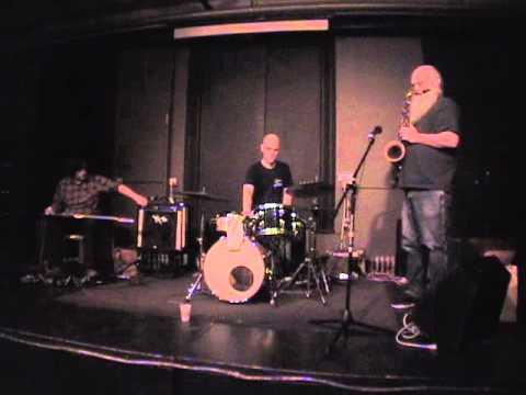 Bill Nace / Chris Corsano / Paul Flaherty 12.30.11 Flywheel Easthampton, MA