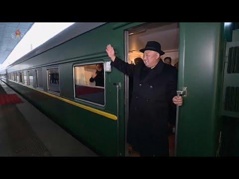 إعلام صيني: قطار كيم جونغ أون قد يكون بطيئاً جداً ليذهب به إلى فيتنام …  - نشر قبل 3 ساعة