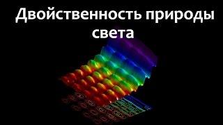 Свет. Двойственность природы света. Популярная физика