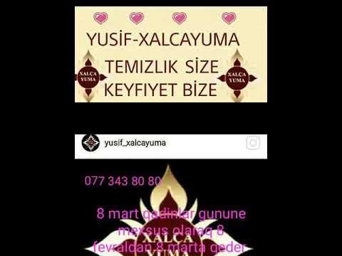 Yusif Xalca Yuma Youtube