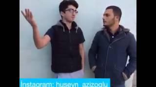Üç-Üz  ---- Şit dostlar silsiləsindən (Vine) Hüseyn Azizoğlu