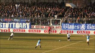 Stgt.Kickers-SV Waldhof (0:1)