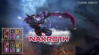 Nakroth - Chiến Na Cà Rốt cùng Tùng Xêkô ► Tập 1 ◄