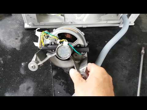 Electrolux E51 hiba javítása