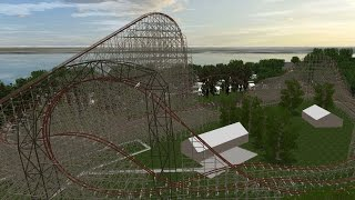RMC Mean Streak - Cedar Point