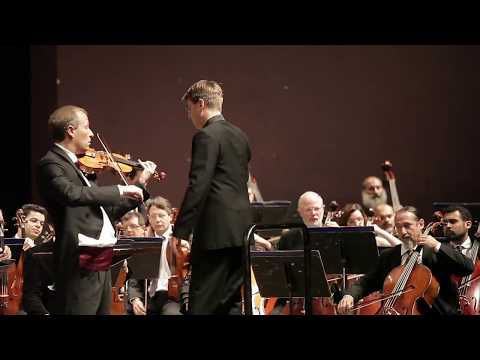 Brahms Violin-Concerto-live-first movement by Nicolas Koeckert