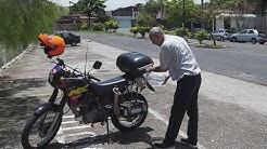 1 Liter, 500 Kilometer: Ein Motorrad, das auch mit Dreckwasser fährt - hi-tech