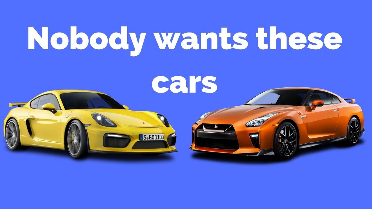 5 Awesome Cars That Nobody Buys