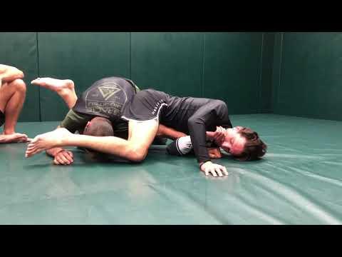1st Pro Fight, 1st Triangle Choke, 1st Gracie Breakdown & He's Still a Teenager!