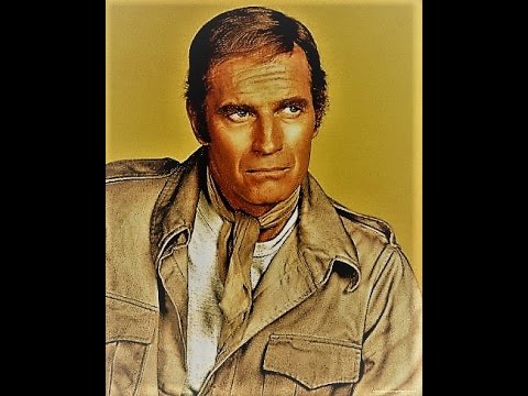 Long Lost Charlton Heston Interview (October 1972)