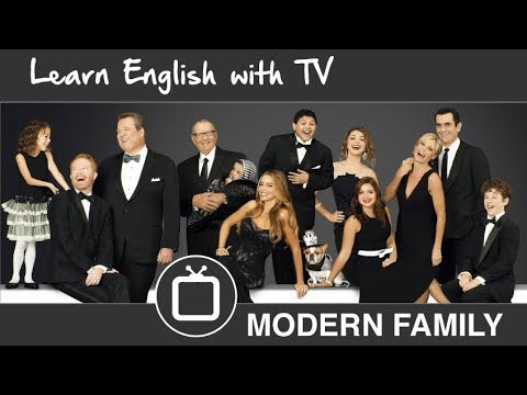 Learn Fun English | Modern Family - The Airport