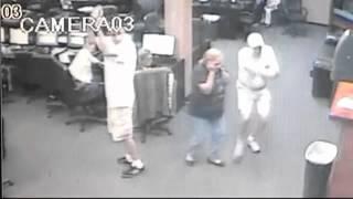 Senior Citizen Wins Shootout with Crooks
