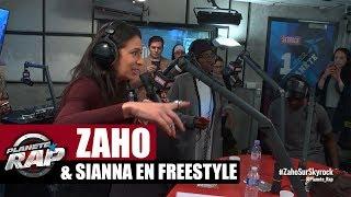 "Zaho ""Salamalek"" & freestyle exclusif de Sianna #PlanèteRap"