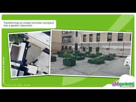 Garden in Every School - Jersey City