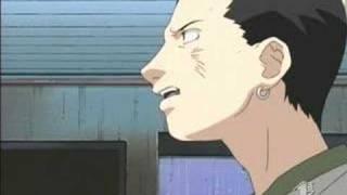Shikamaru Nara vs Tsuchi Kin