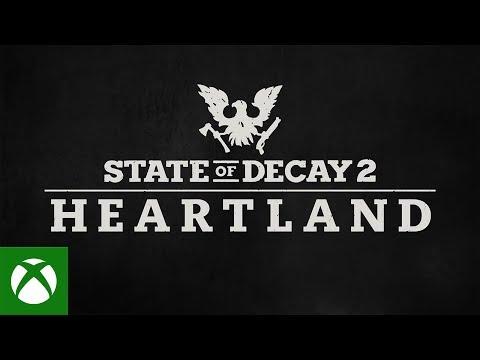 State of Decay Heartland - E3 2019 - Announce Trailer