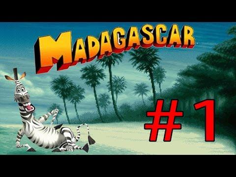 Madagascar ► Как правильно съехать из зоопарка ► #1
