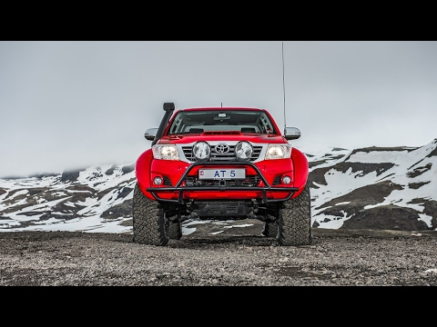 Hot News GOING VIKING IN ICELAND WITH AN ARCTIC TRUCKS TOYOTA HILUX AT38