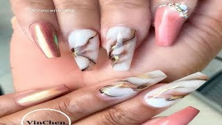 20 Easy Nail Art Designs 2018