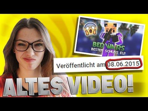 ALTES, DUMMES VIDEO ANSCHAUEN!