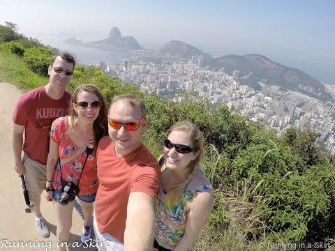 Rio Travel Guide! Our Great Brazil Adventure Part 1- Rio de Janeiro