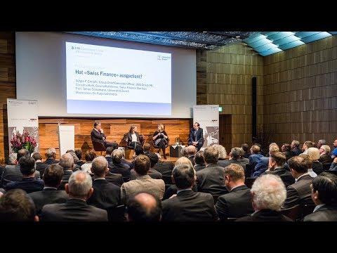Hat «Swiss Finance» Ausgedient?