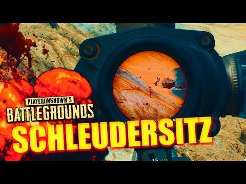SCHLEUDERSITZ im Boot - Playerunknown's Battlegrounds