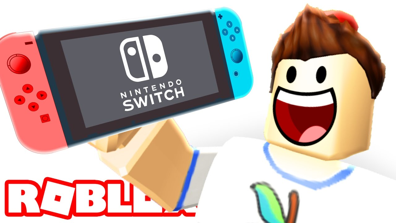 Nintendo Switch In Roblox Youtube