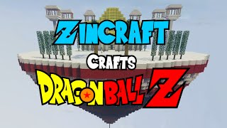 Dragon Ball Z In Minecraft Downloadable Schematics By Zin