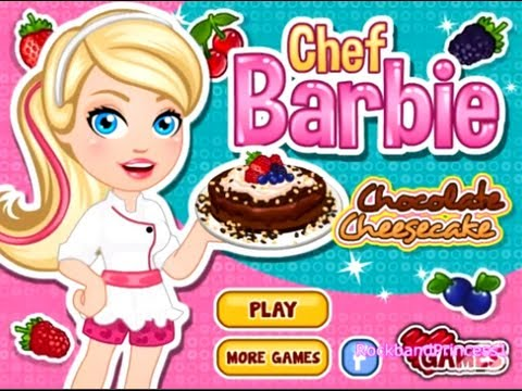 barbie games barbie cake cooking games barbie cake cooking games free online youtube. Black Bedroom Furniture Sets. Home Design Ideas
