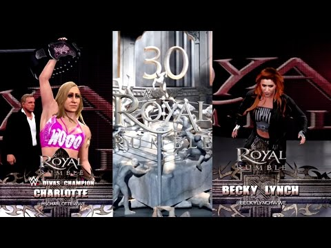UN AIR DE REVOLUTION !! - Simulation Royal Rumble