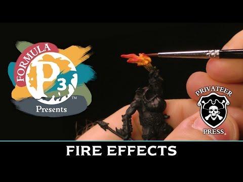 Formula P3 Presents: Fire Effects