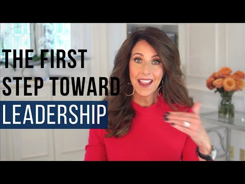 How to Take the First Step Toward Leadership