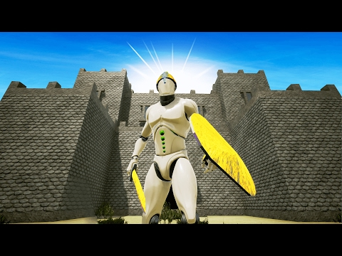 ANCIENT WARFARE 2 IN HIGH DEFINITION?! (Formata Steam Game Funny Gameplay)
